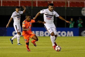 General Díaz logra un empate ante Millonarios
