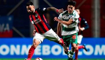 Deportes Temuco sorprende a San Lorenzo y lo derrota como visitante