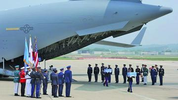 Corea del Norte entregará a EE.UU. restos de soldados