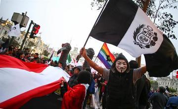 Presidente peruano plantea un referendo para reforma judicial