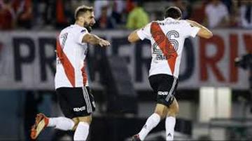 River Plate gana y pasa a octavos de final
