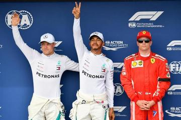 """Hamilton logra la """"pole"""" en el GP de Hungría"""