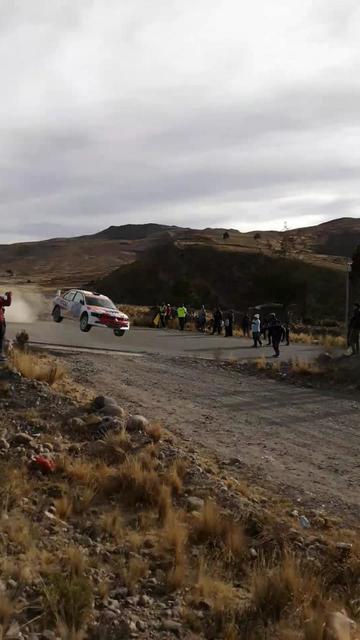 Potosí tiene todo listo para la carrera nacional de automovilismo