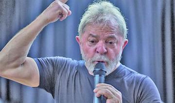 Llaman a huelga de hambre en Brasil a favor de libertad de Lula