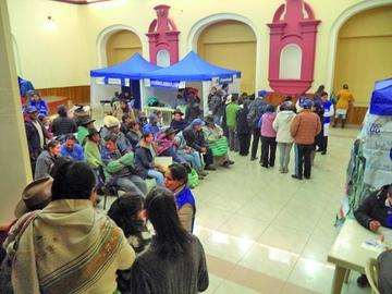 Feria de Salud Integral atendió a más de diez mil pacientes potosinos