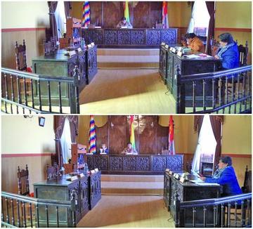 Suspenden sesión por falta de cuórum en el Concejo Municipal