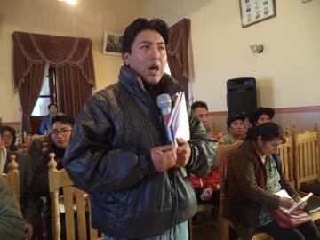 Cívicos demandan conformar comisiones de trabajo con los concejales