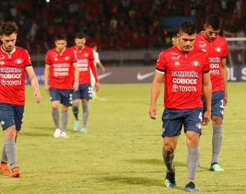 Wilstermann queda fuera de la Copa Sudamericana