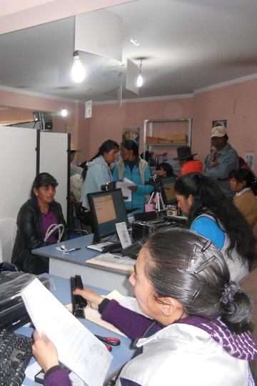 El Segip ya emitió más de 60.000 cédulas de identidad
