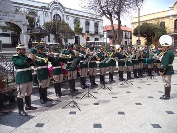 Varias actividades culturales abren actos de fiestas patrias