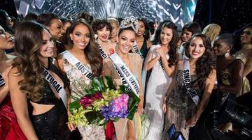 Nombran a Tailandia como sede de Miss Universo 2018