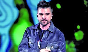Ritmo latino de Juanes seduce en festival