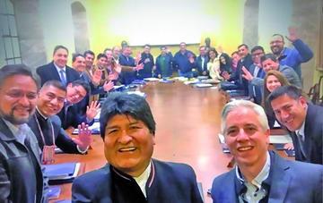 Anuncian que Palacio Quemado será museo y la sede de Diremar