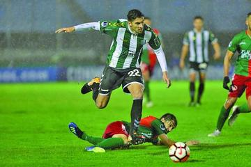 Banfield vence a Boston River