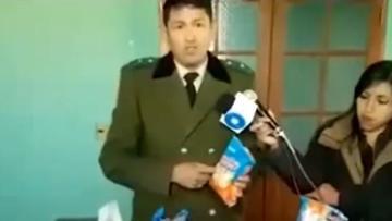 Cambian al jefe policial por declarar sobre arroz plástico