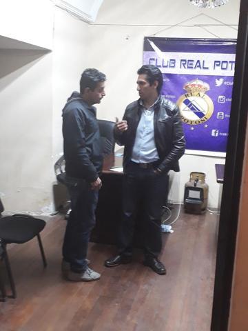 Real Potosí pone fin al conflicto con jugadores