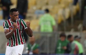 Fluminense se impone con gol olímpico del ecuatoriano Sornoza