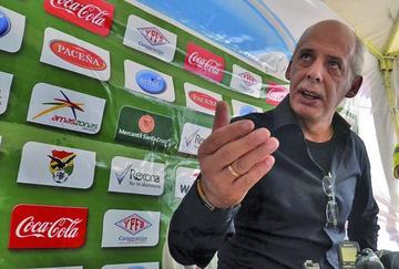 Fallece el expresidente  de la FBF Carlos Chávez