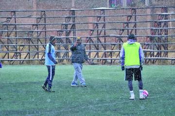 El técnico Sergio Apaza toma el mando de Real Potosí