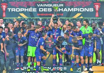 París Saint-German gana la Supercopa Francesa