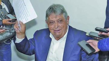 """Paz Zamora afirma que """"Evo Morales equivocó el camino de la democracia"""""""