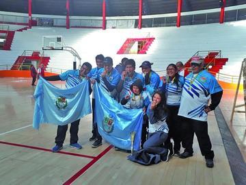 Cochabamba gana el torneo Nacional de Tiro con Arco