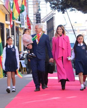 El Vice destaca importancia de Potosí para Bolivia y el mundo