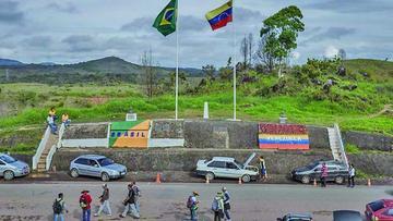 Brasil reabre la frontera con Venezuela tras fallo judicial