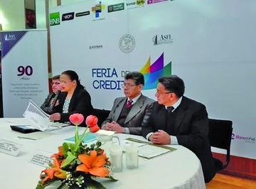 Informe de la ASFI dice que cartera de créditos aumenta en Potosí