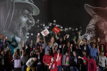 Inician debates presidenciales en Brasil con la ausencia de Lula
