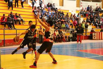 Calero elimina a Pichincha de los Juegos Plurinacionales