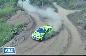 """Fox Sport denomina el """"Rally más alto del mundo"""" a la prueba en Potosí"""