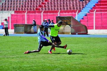 Real Potosí tendrá un partido de prueba con Ferro Palmeiras