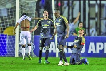 Liga de Quito clasifica a octavos