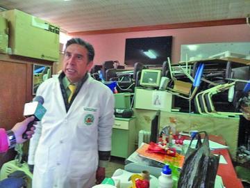 Hospital obrero de la CNS está en alerta por mejoras en servicios