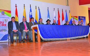 Sucre será la sede de los Bolivarianos