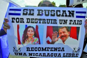 Marchan en Nicaragua por reos políticos y Gobierno hará réplica
