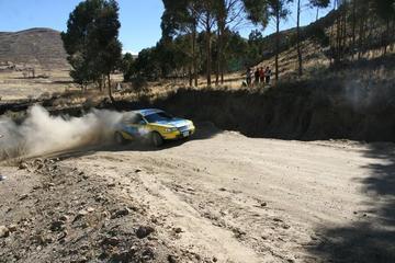 Careaga y Cors ganan y se acercan más  al título nacional  de automovilismo