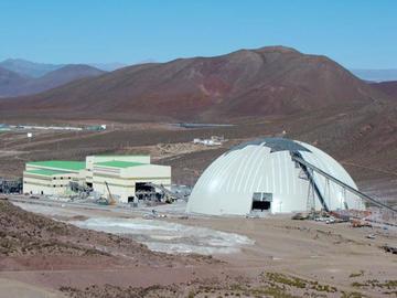 Regalías mineras bajan  debido al menor precio que tiene el zinc