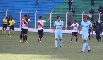 Nacional apabulla a Bolívar y lo golea 6-1