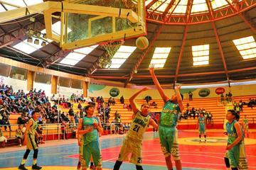 Santa Rosa-Liceo Sucre y Franciscano-Calero disputan las finales de los Plurinacionales