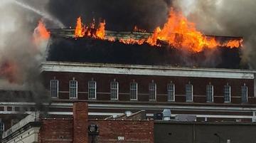 Mueren 10 mujeres por incendio  en residencia de ancianos en Chile