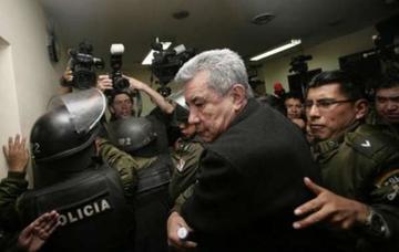 Justicia ratifica sentencia de 15 años para Leopoldo Fernández