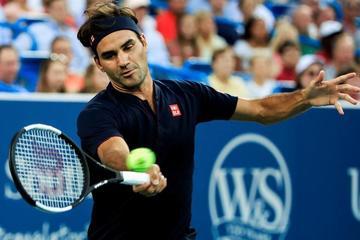 Federer derrota fácilmente a Gojowczyk