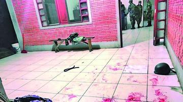 Cae en Perú el principal sospechoso del asalto a puesto militar boliviano