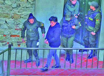 """León: """"tía de cariño"""" de Gabriela Zapata recibe detención domiciliaria"""