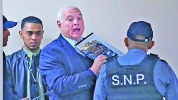 La justicia rechaza amparos del expresidente Martinelli