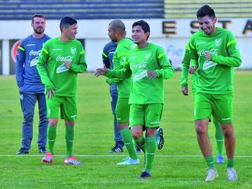 Bolivia jugará amistoso contra Arabia Saudita
