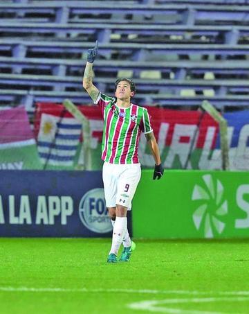Fluminense sella su pase a la siguiente ronda de la Sudamericana