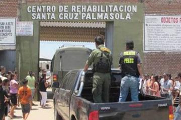 Policía aísla a 17 reclusos de Palmasola acusados de extorsión